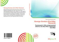 Обложка George Gordon (Civil War General)