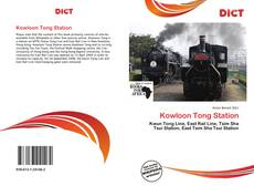 Bookcover of Kowloon Tong Station
