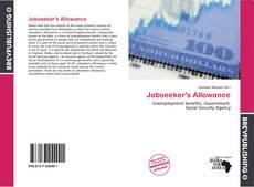 Copertina di Jobseeker's Allowance