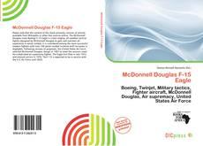 Обложка McDonnell Douglas F-15 Eagle