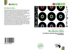 Bookcover of Mix Master Mike