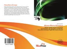 Hewa Bora Airways kitap kapağı