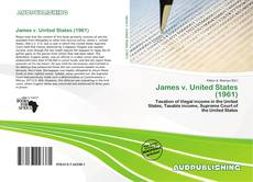 Buchcover von James v. United States (1961)