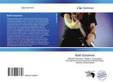 Bookcover of Badi Uzzaman