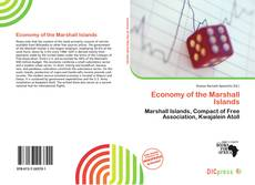 Bookcover of Economy of the Marshall Islands
