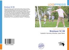 Breslauer SC 08 kitap kapağı