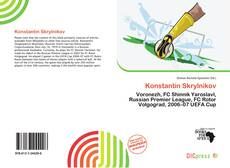 Konstantin Skrylnikov kitap kapağı