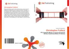 Bookcover of Christopher Fulford