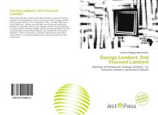 Couverture de George Lambert, 2nd Viscount Lambert