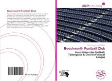 Beechworth Football Club kitap kapağı