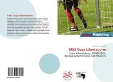 Обложка 1992 Copa Libertadores