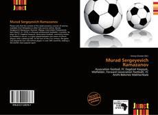 Bookcover of Murad Sergeyevich Ramazanov