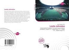 Bookcover of Leslie Johnston