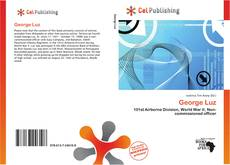 Bookcover of George Luz
