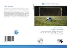 Couverture de Gary Strodder