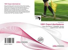 Bookcover of 1991 Copa Libertadores