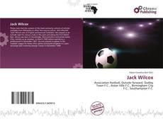 Couverture de Jack Wilcox