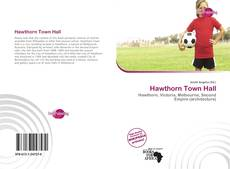 Bookcover of Hawthorn Town Hall