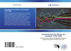 Bookcover of Championnat du Maroc de Football 1979-1980