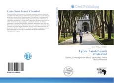 Capa do livro de Lycée Saint-Benoît d'Istanbul