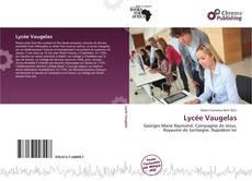 Capa do livro de Lycée Vaugelas