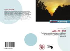 Bookcover of Lyons-la-Forêt