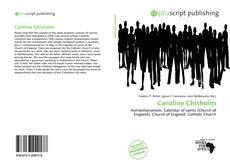 Bookcover of Caroline Chisholm