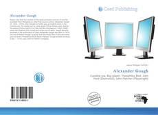 Buchcover von Alexander Gough