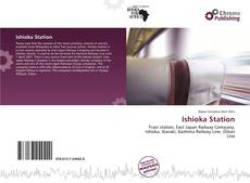Ishioka Station kitap kapağı