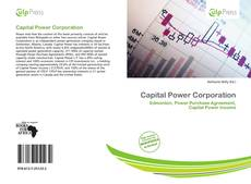 Bookcover of Capital Power Corporation