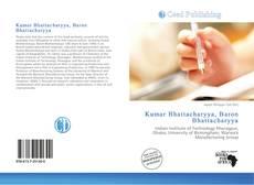 Portada del libro de Kumar Bhattacharyya, Baron Bhattacharyya