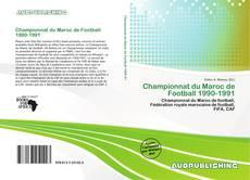 Bookcover of Championnat du Maroc de Football 1990-1991