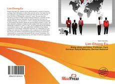 Bookcover of Lim Chong Eu