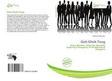 Buchcover von Goh Chok Tong