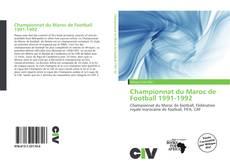 Обложка Championnat du Maroc de Football 1991-1992