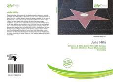 Обложка Julia Hills