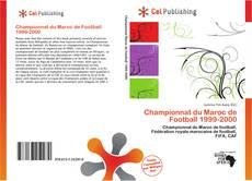 Bookcover of Championnat du Maroc de Football 1999-2000