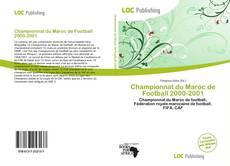 Championnat du Maroc de Football 2000-2001 kitap kapağı