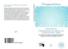 Bookcover of Championnat du Maroc de Football 2001-2002