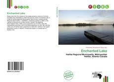 Capa do livro de Enchanted Lake