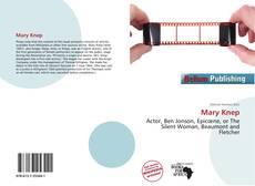 Couverture de Mary Knep