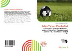 Buchcover von Adam Tanner (Footballer)
