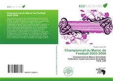 Bookcover of Championnat du Maroc de Football 2005-2006