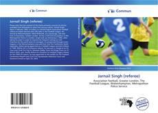 Jarnail Singh (referee) kitap kapağı