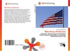 Capa do livro de Mike Ross (Politician)