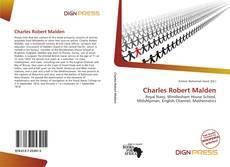 Charles Robert Malden的封面