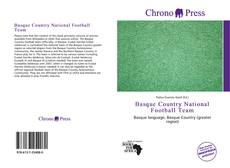 Bookcover of Basque Country National Football Team