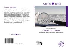 Avalon, Saskatoon的封面