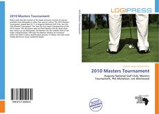 Portada del libro de 2010 Masters Tournament