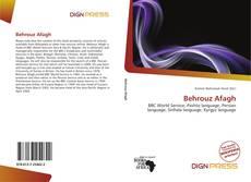 Copertina di Behrouz Afagh